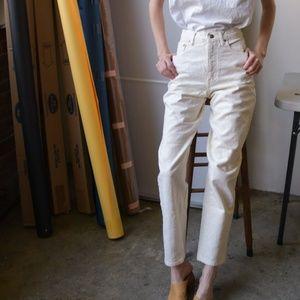 e1211f0f81c Levi's Jeans | Rare Vintage Levis 512 White High Rise | Poshmark